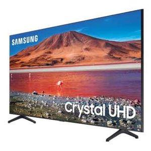 "Samsung 65"" CRYSTAL UHD 4K  SMART TELEVISION"