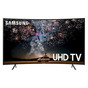 Samsung 49 Inch  Curved 4K HDR  RU7300 Ultra Slim  Smart TVs