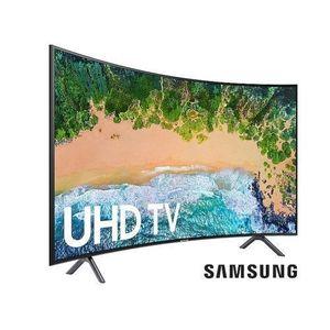 "Samsung 49""Curved 4K UHD Smart TV-49RU7300(2019)"