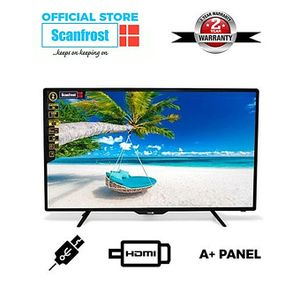 Scanfrost 32-Inch LED Television SFLED32CL+ 2 Years Warranty