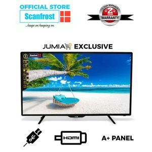 Scanfrost 43 Inch SFLED43SB Smart Television