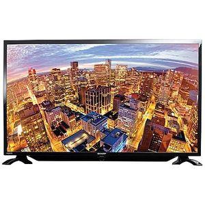 Sharp 40 Inch SHARP LED TV LC40LE185M - Black